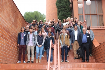 Attendants of the Conference on evolution of Mediterranean agriculture
